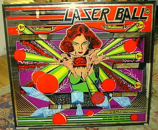 Pinball Items For Sale