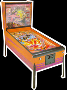 Atari Pinball Hercules